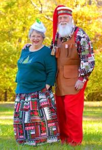 Santa & Ms Claus