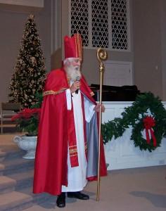 Durham St. Nicholas of Myra