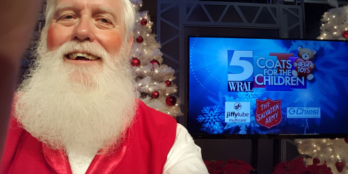 2016 WRAL's Coats for the Children Telethon